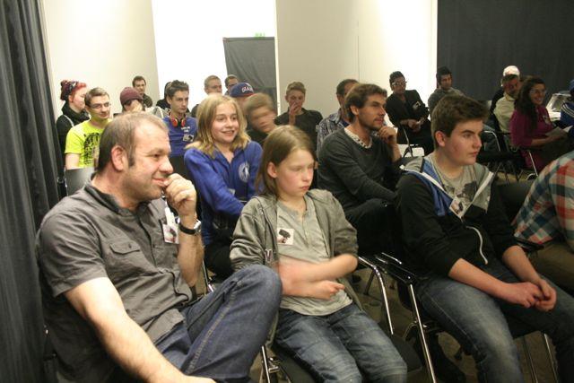 Hüller JugendFilmFest 2013
